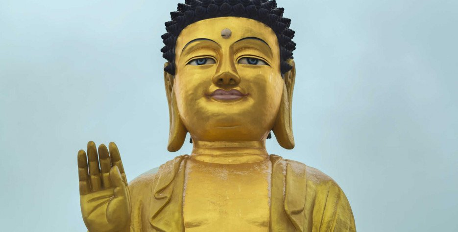 Buddha Day in Mongolia in 2021