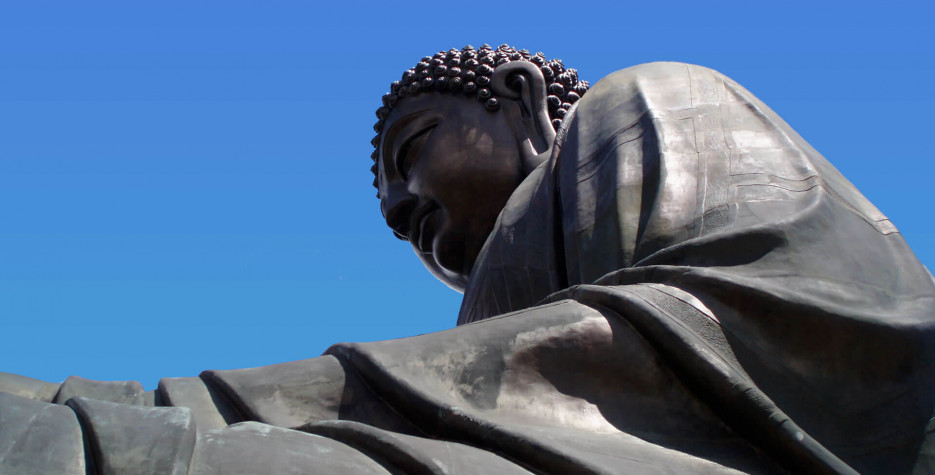 The Birthday of the Buddha in Hong Kong in 2021