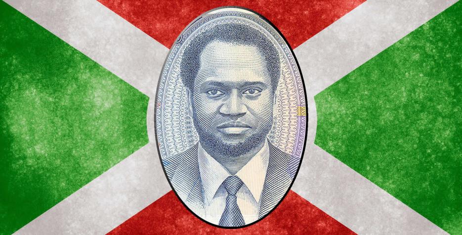 President Ndadaye's Day in Burundi in 2020