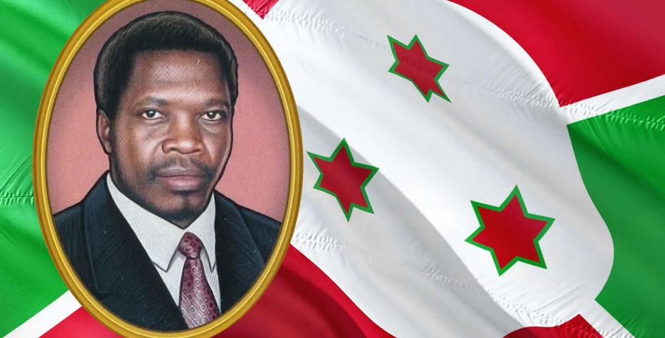 President Ntaryamira Day in Burundi in 2021