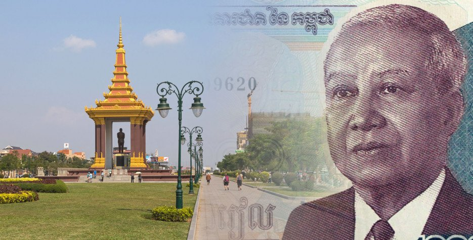 Commemoration Day of King's Father in Cambodia in 2020