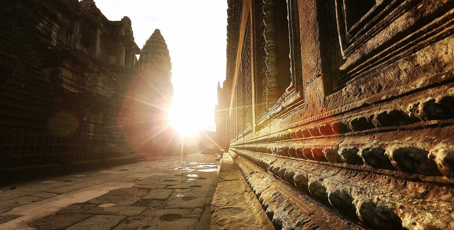 Khmer New Year in Cambodia in 2020