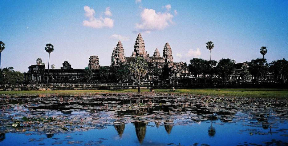 Water Festival Ceremony in Cambodia in 2021
