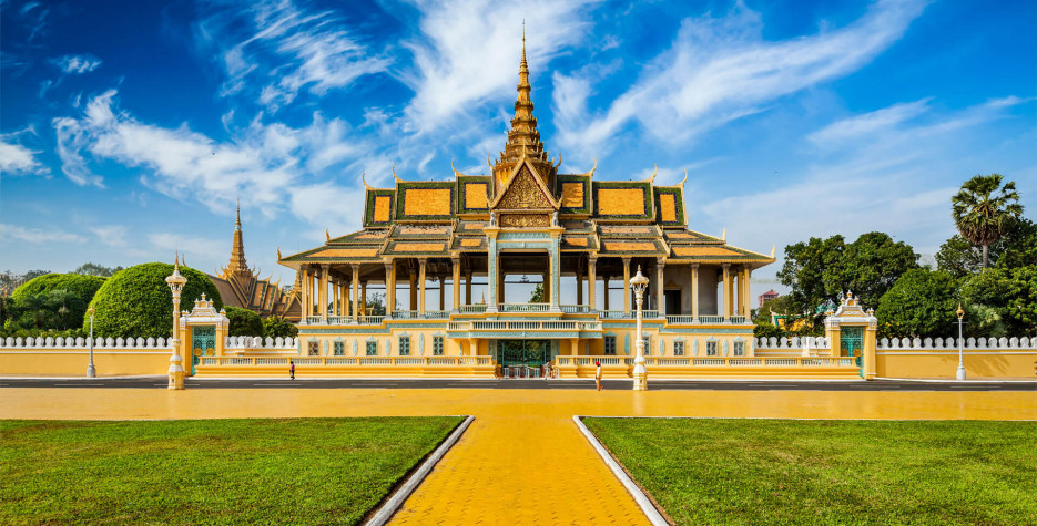 Cambodia Independence Day around the world in 2020
