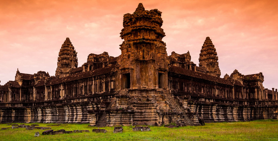 Ancestors' Day in Cambodia in 2019