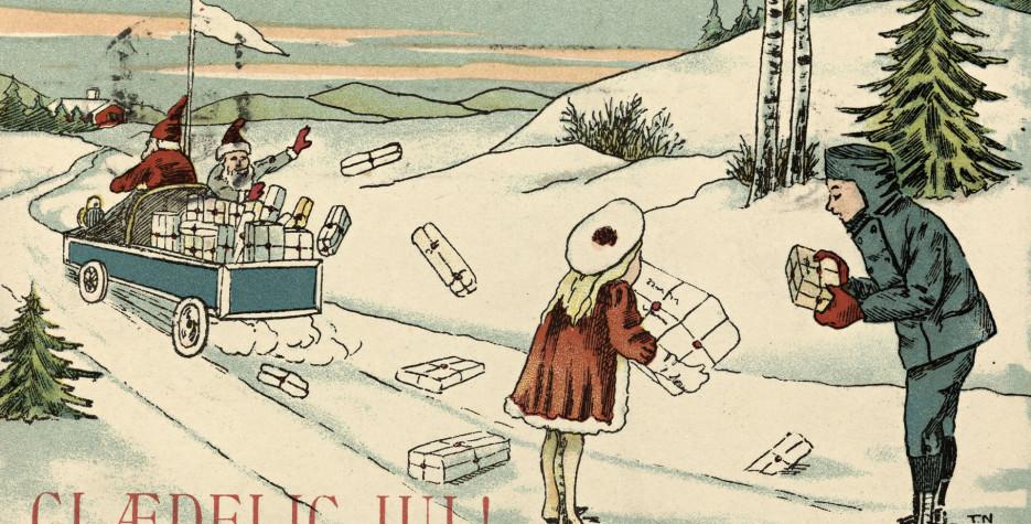 Christmas Eve in Norway in 2020