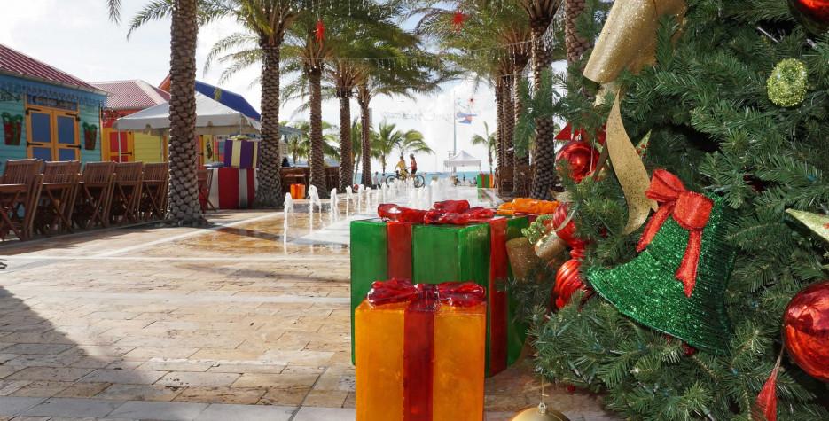 Christmas Day in Sint Maarten in 2021