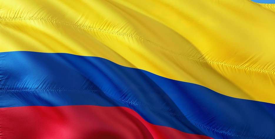 Colombia Declaration of Independence around the world in 2020