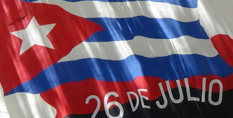 National Revolution Day in Cuba in 2020