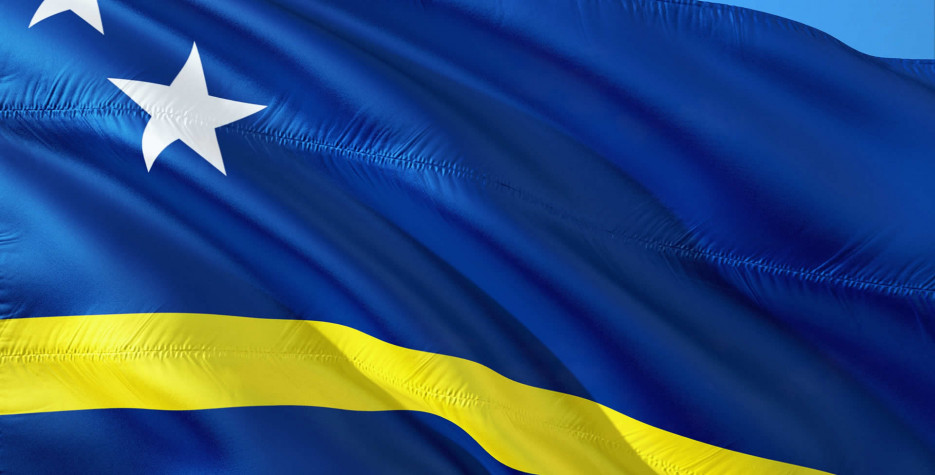 National Anthem and Flag Day in Curaçao in 2021