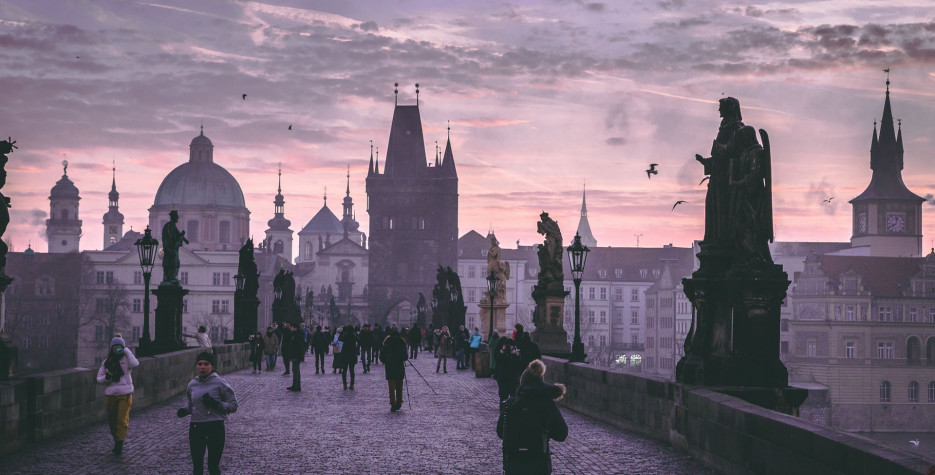 Liberation Day in Czech Republic in 2021