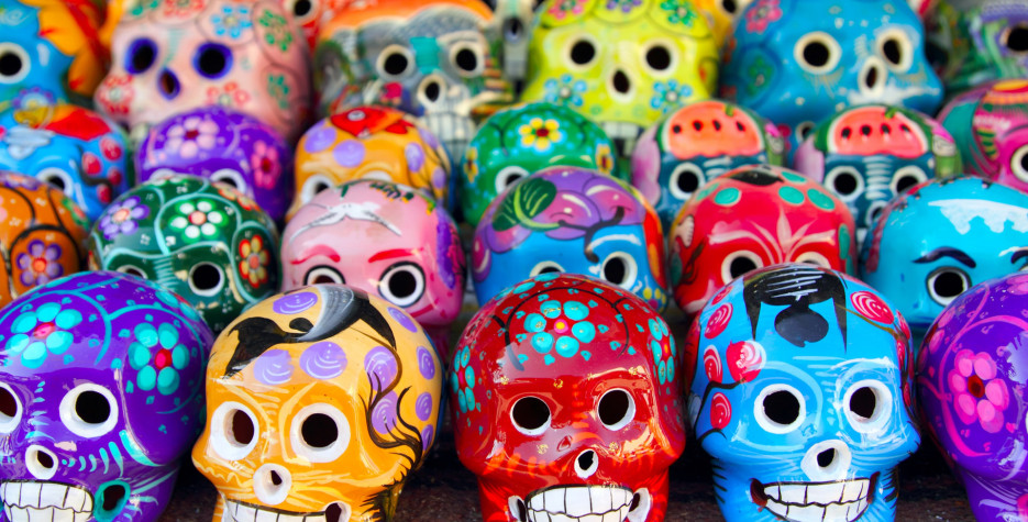 Day of the Dead in Mexico in 2019