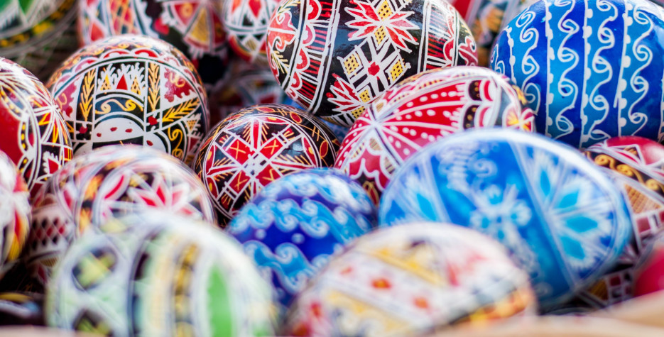 Orthodox Easter Monday in Moldova in 2021