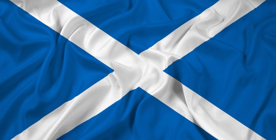 St. Andrew's Day in Scotland in 2020