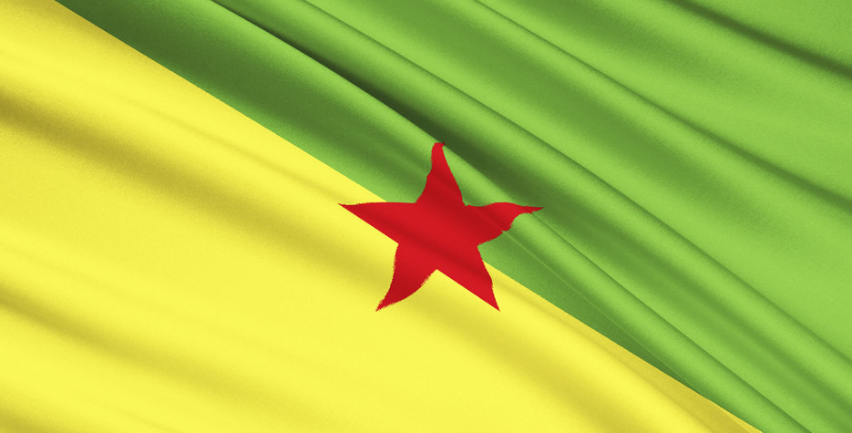 Abolition Day in French Guiana in 2020