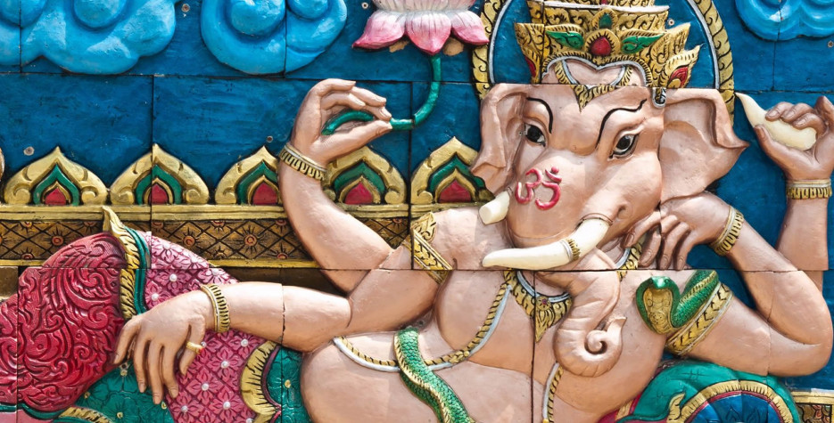 Ganesh Chaturthi in India in 2020