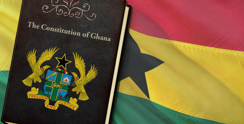 Constitution Day in Ghana in 2020