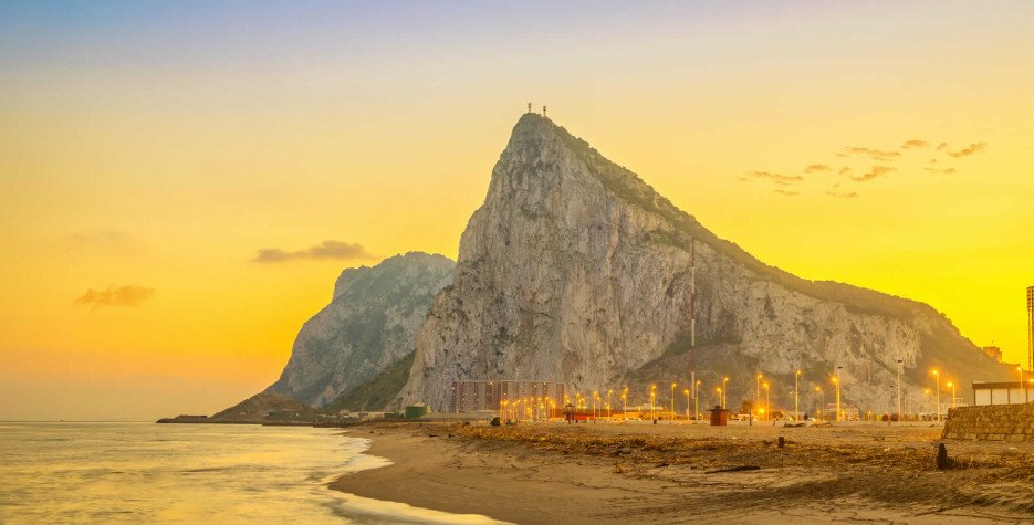 Late Summer Bank Holiday in Gibraltar in 2022