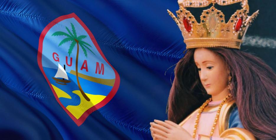Santa Marian Kamalen Day in Guam in 2020