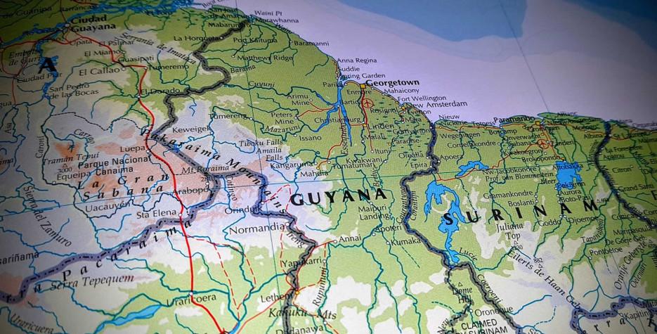 Arrival Day in Guyana in 2020