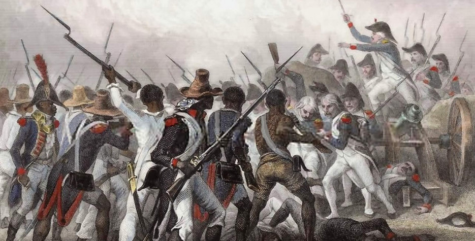 Battle of Vertières Day in Haiti in 2021