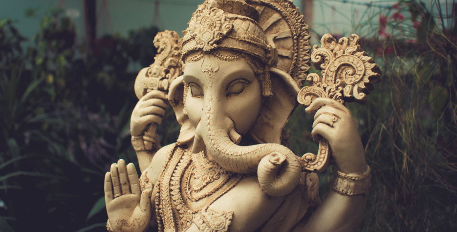 Ganesh Chaturthi in Mauritius in 2020