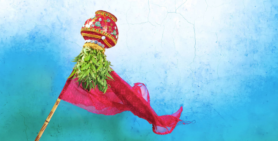 Gudi Padwa in India in 2020