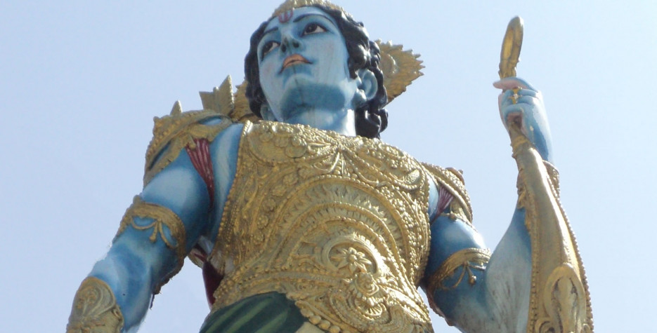 Ram Navami in India in 2021
