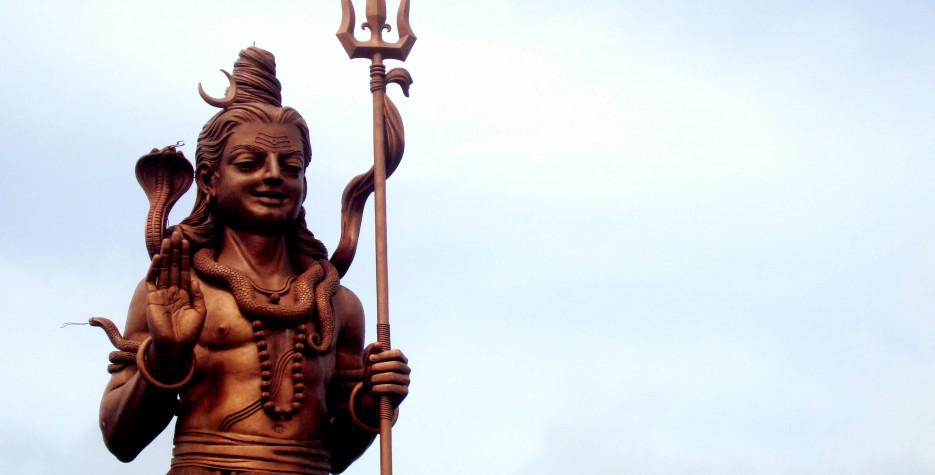 Maha Shivaratree in Mauritius in 2021