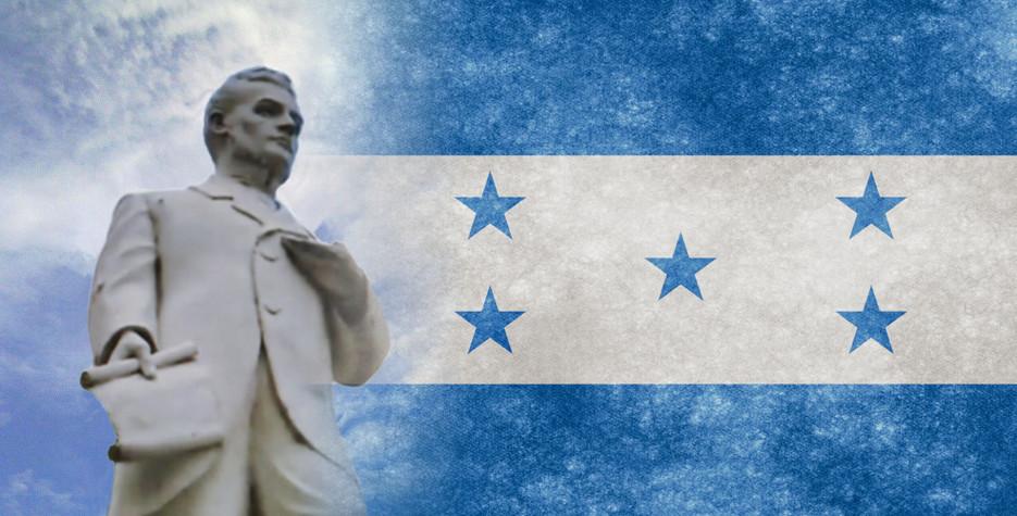 Francisco Morazan's Birthday in Honduras in 2019