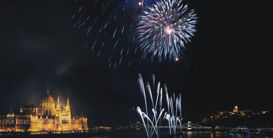 New Year's Day in Hungary in 2021