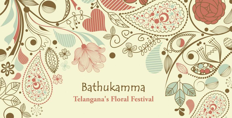 Bathukamma Starting Day in Telangana in 2019