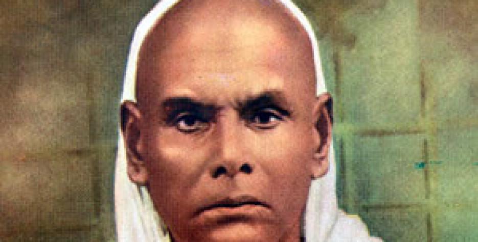 Sree Narayana Guru Samadhi in Kerala in 2020