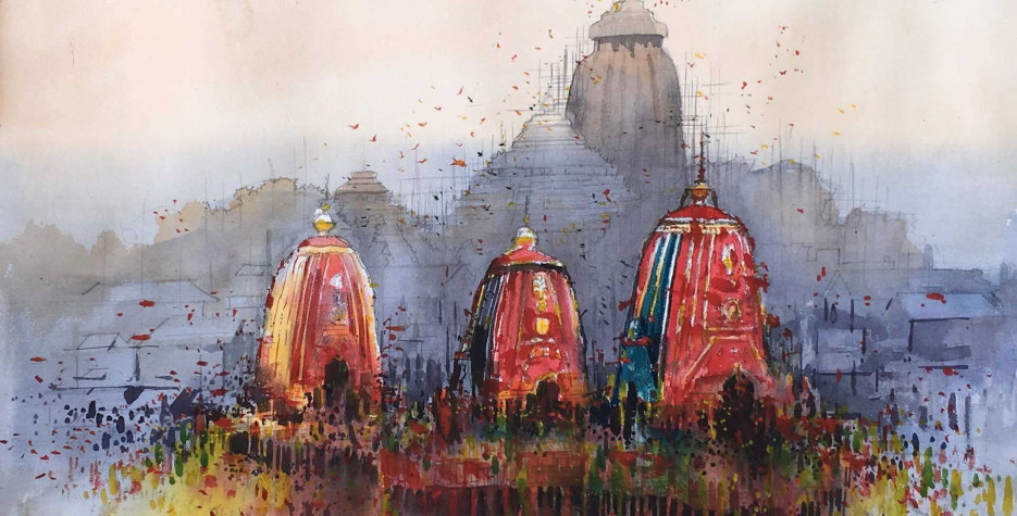 Ratha Yatra in Odisha in 2020