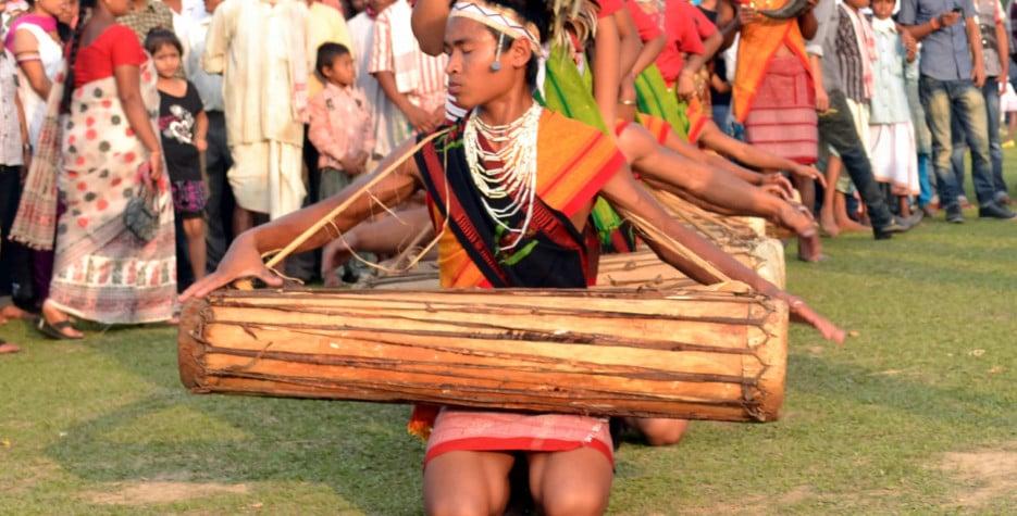 Wangala Festival in Meghalaya in 2019
