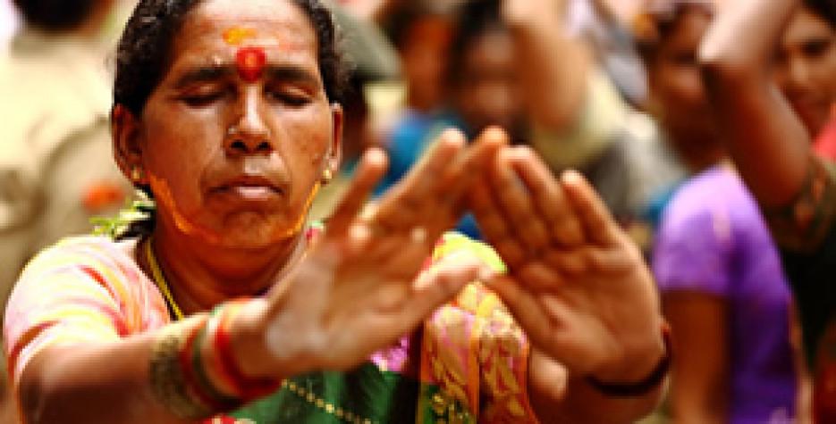 Bonalu in Telangana in 2019