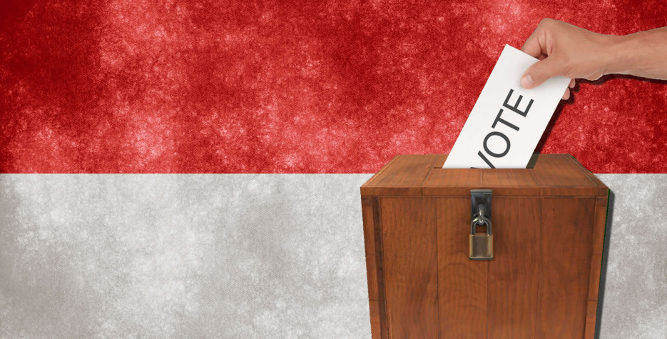 Indonesia Presidential Elections around the world in 2019