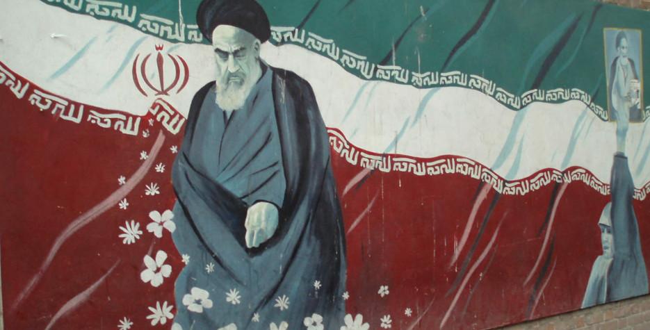 Demise of Imam Khomeini in Iran in 2020