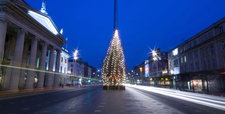 Christmas Day in Ireland in 2020