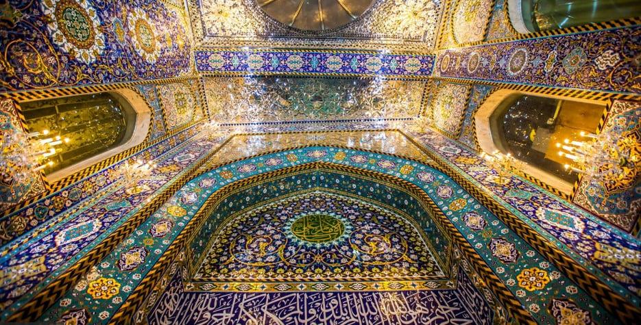 Arbaeen in Iran in 2021