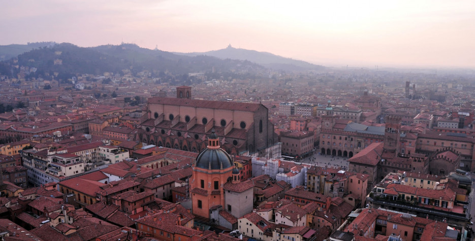Feast of St. Petronius in Bologna in 2020