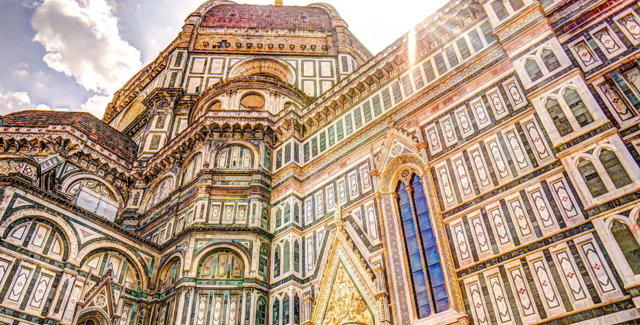 Feast of St. John the Baptist in Florence in 2020