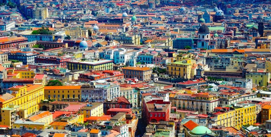 Feast of St. Gennaro in Naples in 2020