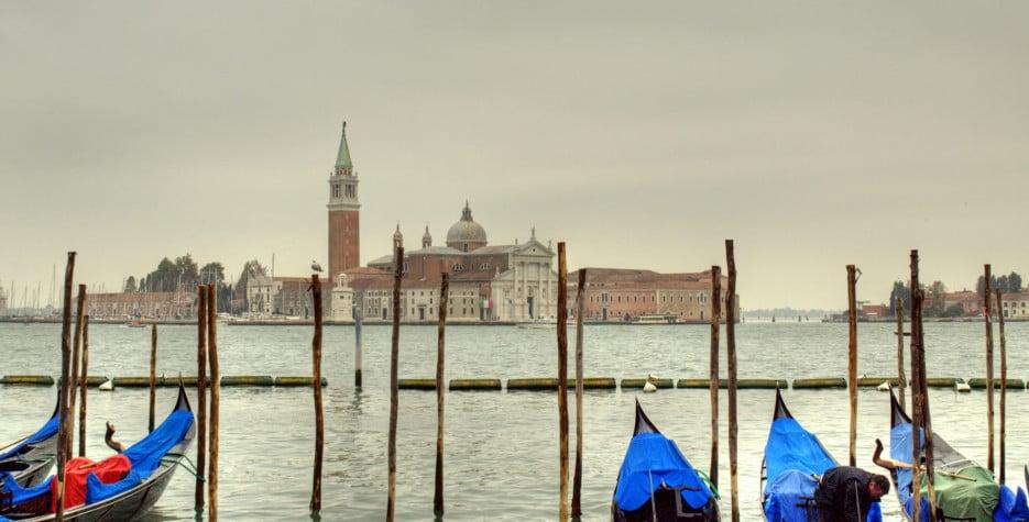 Feast of St. Mark in Venice in 2020