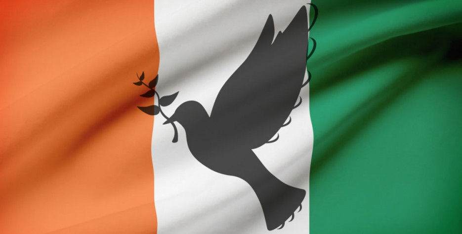 National Peace Day in Ivory Coast in 2020
