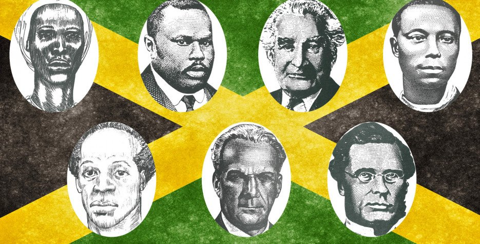National Heroes' Day in Jamaica in 2019