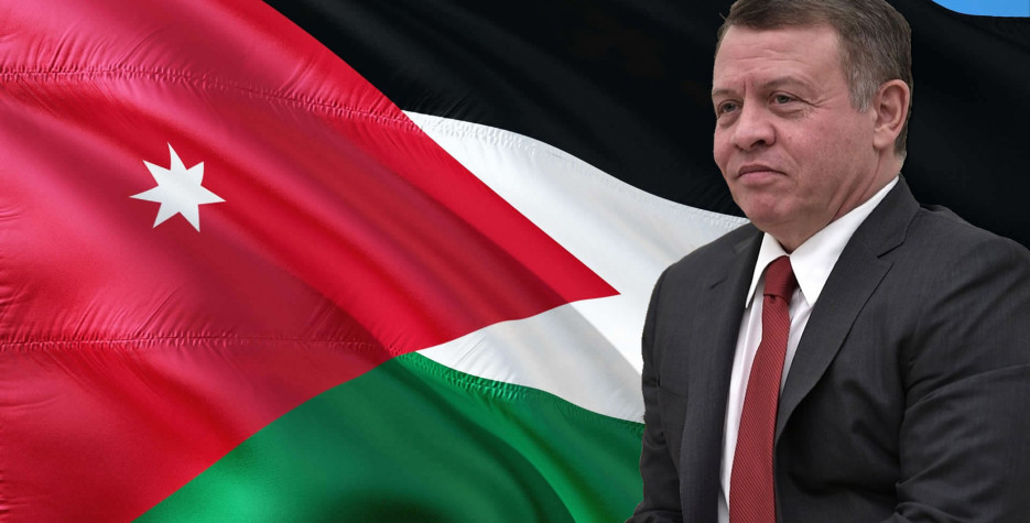 Anniversary of King Abdullah's accession in Jordan in 2019