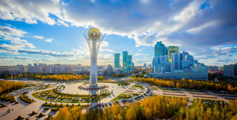 Kazakhstan Independence Day around the world in 2021