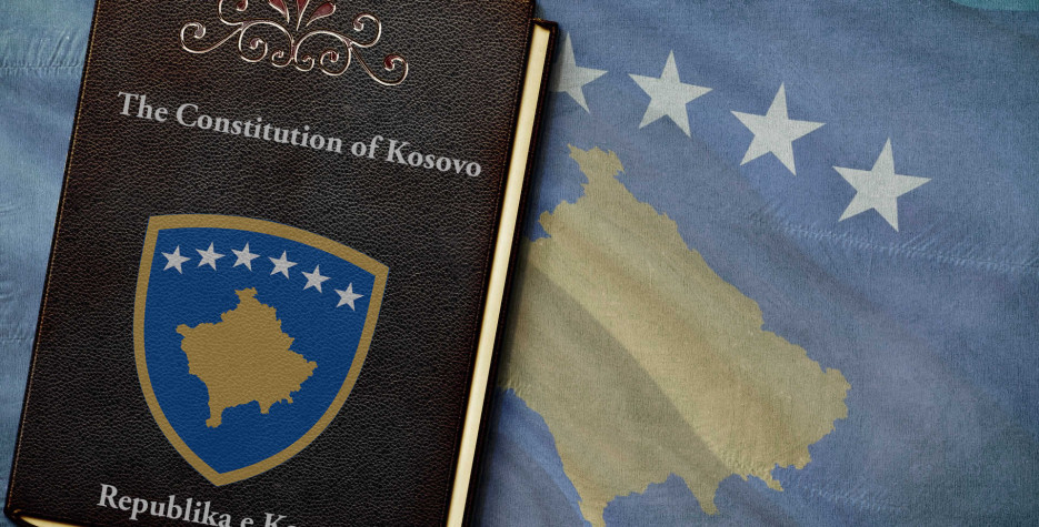 Constitution Day in Kosovo in 2020
