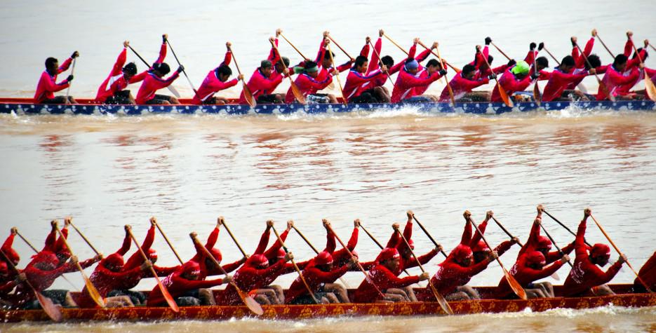 Boat Racing Festival (in lieu) in Lao in 2020